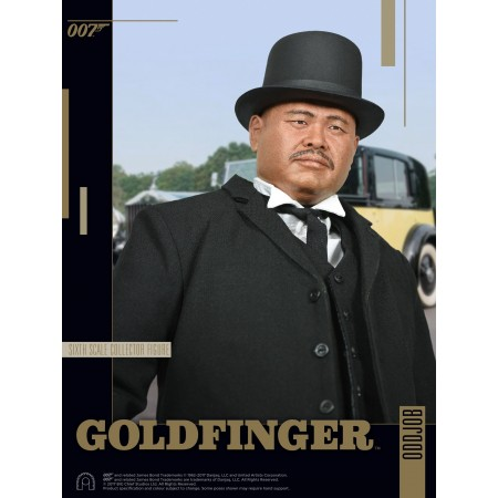 Oddjob 1:6 Scale Figures by BIG Chief Studios