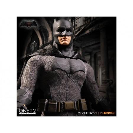 Va mezcando uno: 12 colectiva - amanecer de la justicia - Batman