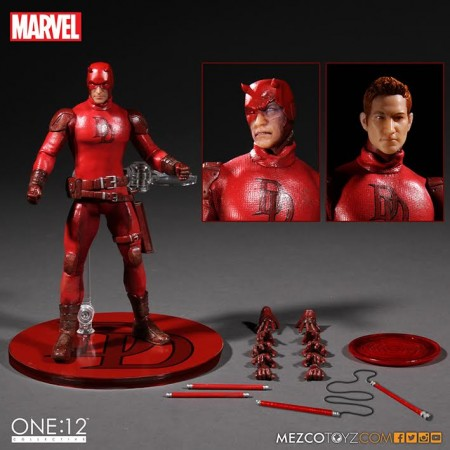 Mezco One:12 Collective Marvel - Daredevil