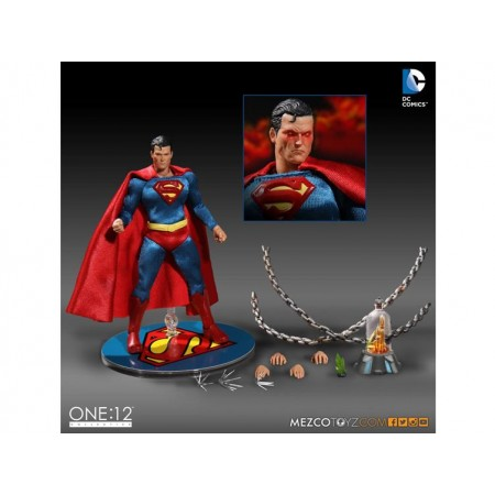 Mezco One:12 Collective Classic Superman Figure