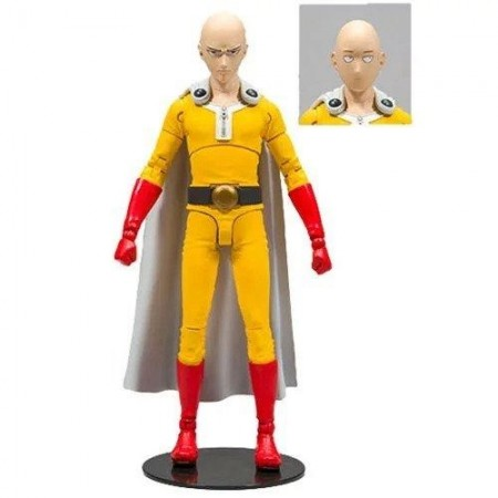 One Punch Man Saitama 7-Inch Action Figure