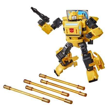 Transformers Origins Deluxe Bumblebee