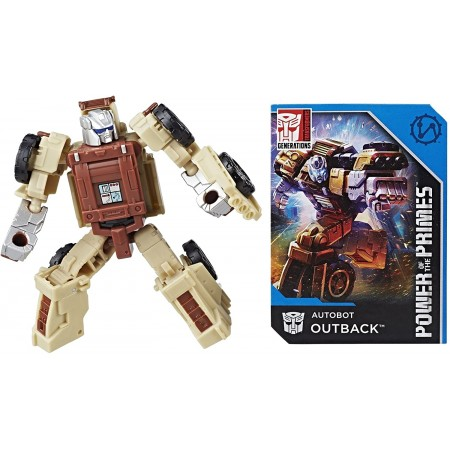 Transformers Legends Outback