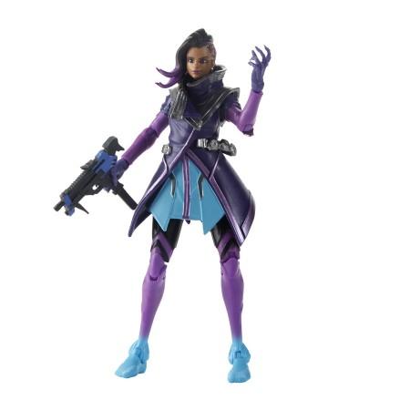 Figura de acción de la sombra Ultimates de Overwatch