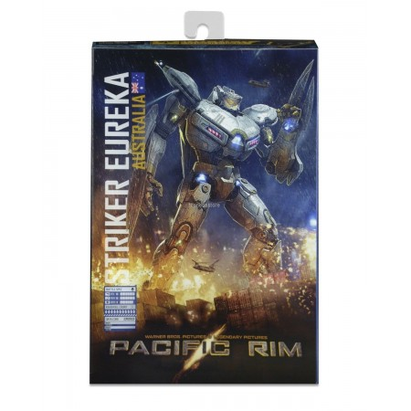 "NECA Pacific Rim - 7"" Figure Series 07 - Ultimate Striker Eureka"