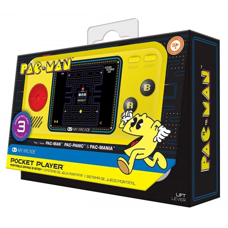 Micro Player Pac-Man My Arcade Pocket Player