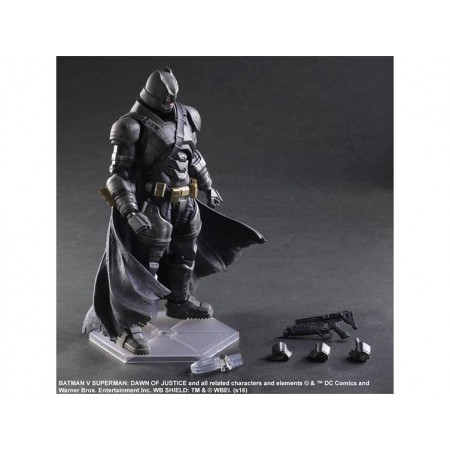 Batman v Superman Armoured Batman Play Arts Kai Figure