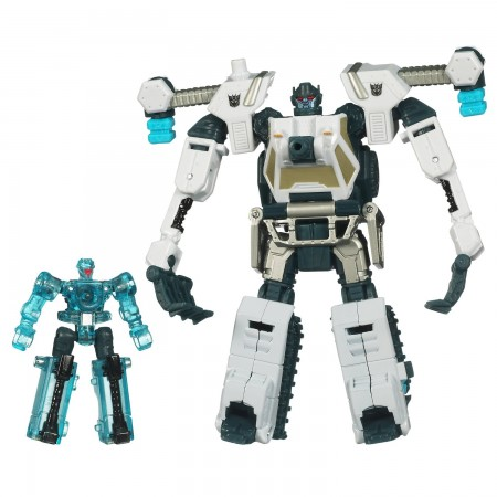 Transformers Power Core Combiners Icepick & Chainclaw