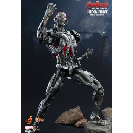 Hot Toys Ultron Prime 1/6TH Scale Figure MS284