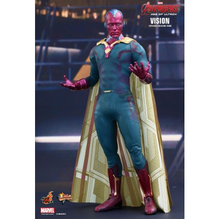 Hot Toys Age Of Ultron Vision 1/6th Scale Figure