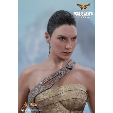 Hot Toys Wonder Woman (Training Armor Version) 1/6th Scale Figure
