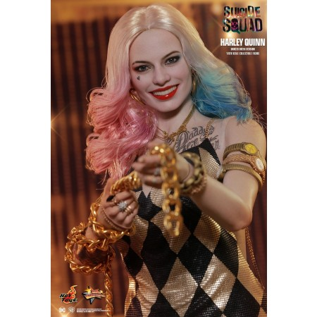 Hot Toys Suicide Squad Harley Quinn (Dancer Dress Version) 1/6th Scale Collectible Figure