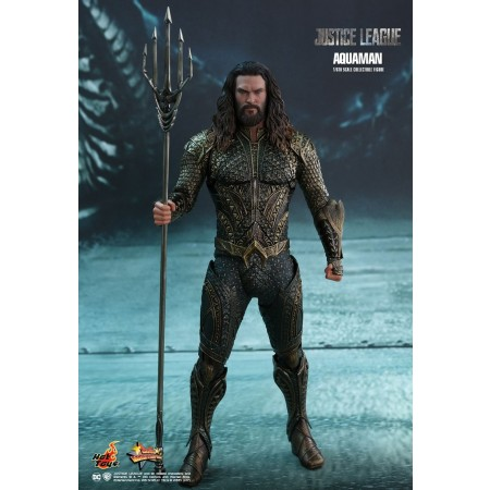 Hot Toys Justice League Aquaman 1/6th Scale Collectible Figure