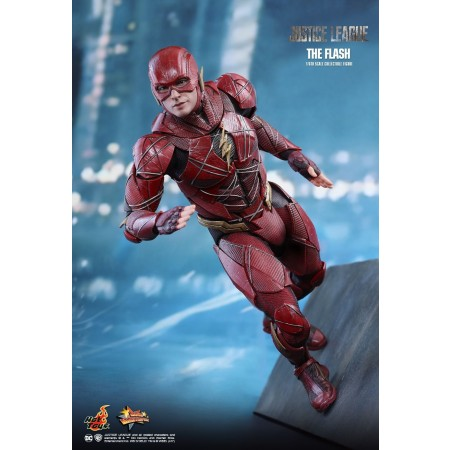Hot Toys Justice League The Flash 1/6th Scale Collectible Figure
