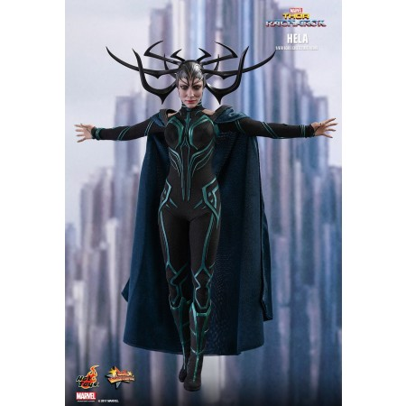 Hot Toys Thor: Ragnarok Hela 1/6th Scale Collectible Figure