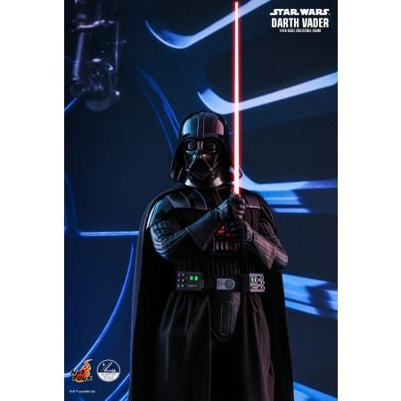 Hot Toys Star Wars Episodio Vi: El regreso del Jedi Darth Vader 1/4a escala de la figura coleccionable