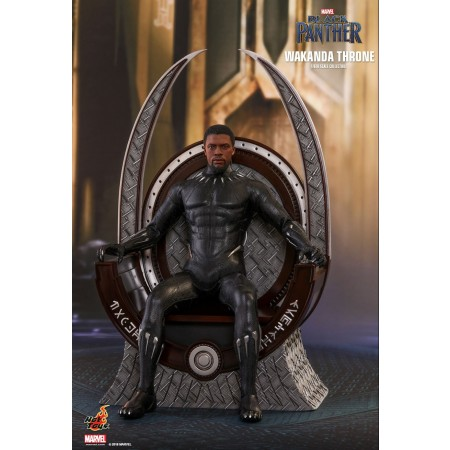 Hot Toys Black Panther Wakanda Throne 1/6th Scale Collectible Figure
