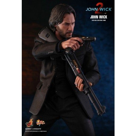Hot Toys John Wick: Chapter 2 John Wick 1/6th Scale Collectible Figure