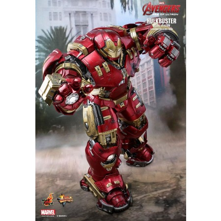 Hot Toys Avengers: age of ultron Hulkbuster (deluxe version) 1/6th scale collectible figure