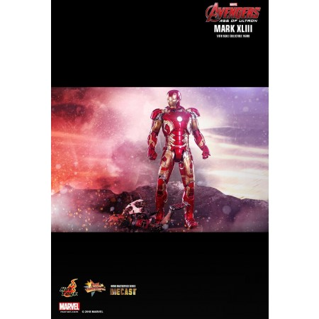 Hot Toys Avengers: age of ultron Mark xliii 1/6th scale collectible figure