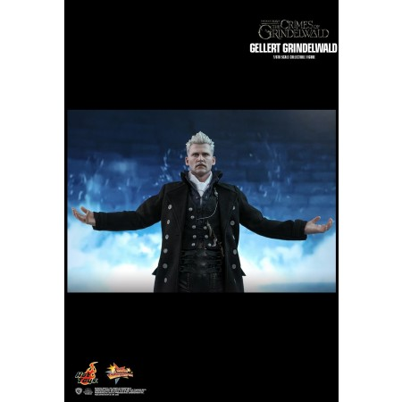 Hot Toys 1:6 Gellert Grindelwald: Fantastic Beasts: The Crimes of Grindelwald