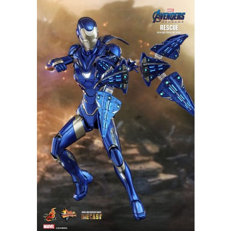 Hot Toys Avengers: Endgame Rescue 1/6th Scale Collectible Figure