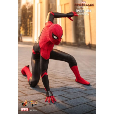 Hot Toys Spider-man: Far From Home Spider-man (Upgraded Suit) 1/6th Scale Collectible Figure