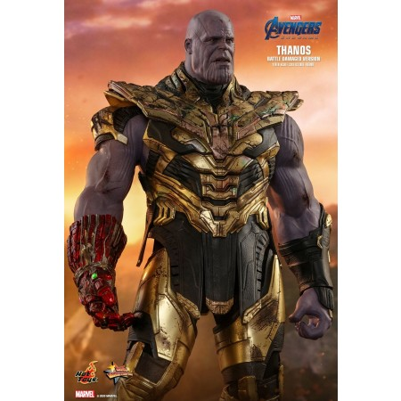 Avengers: endgame Thanos (battle damaged version) 1/6th scale collectible figure
