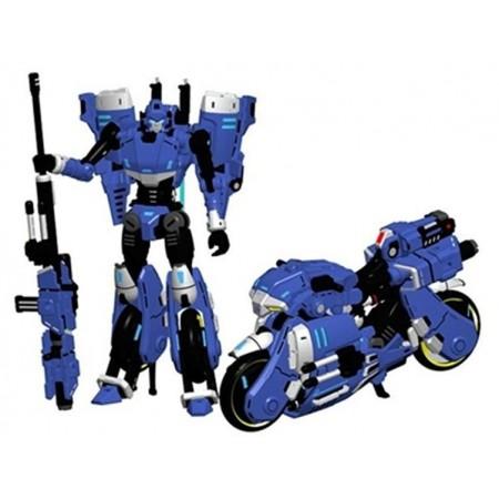 Perfecto efecto PE-DX-01B RC azul Motobot