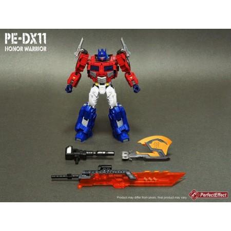 Efecto Perfecto PE-DX11 Guerrero de Honor