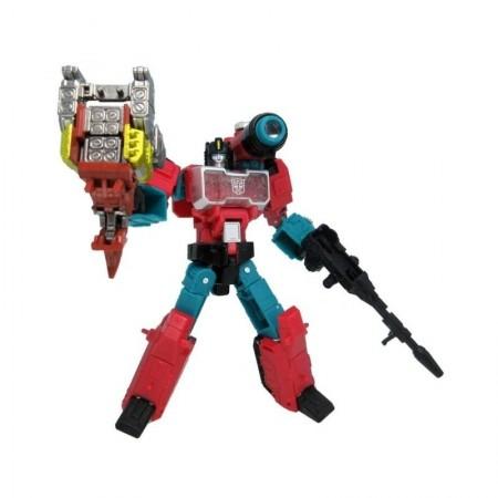 Transformers Legends LG-36 Perceptor & Ramhorn