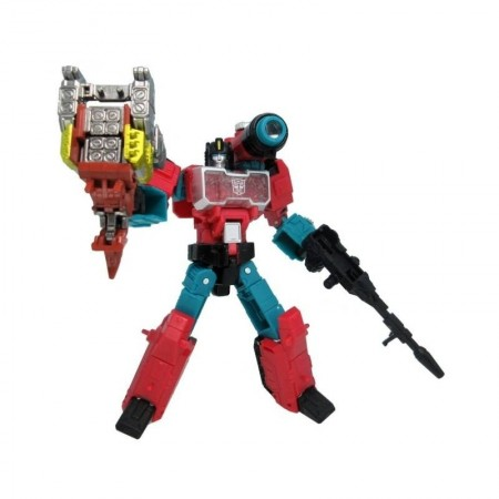 Transformers Legends LG-36 Perceptor & Ramhorn