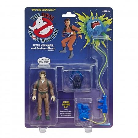 Ghostbusters Kenner Classics Peter Venkman Retro Action Figure