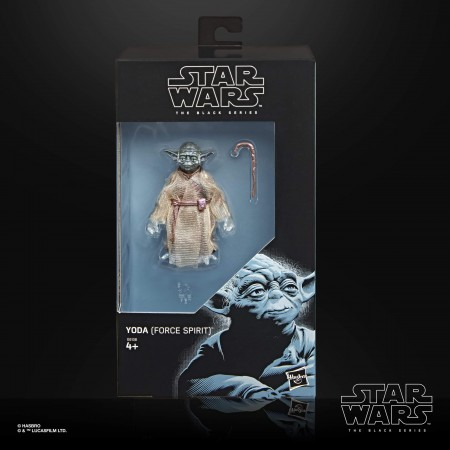 Star Wars Black Series Force Ghost Yoda