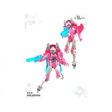 Iron Factory IF-EX16 - Pink Assassin