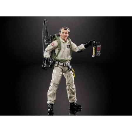 Ghostbusters Plasma Series Peter Venkman 6 Inch Action Figure