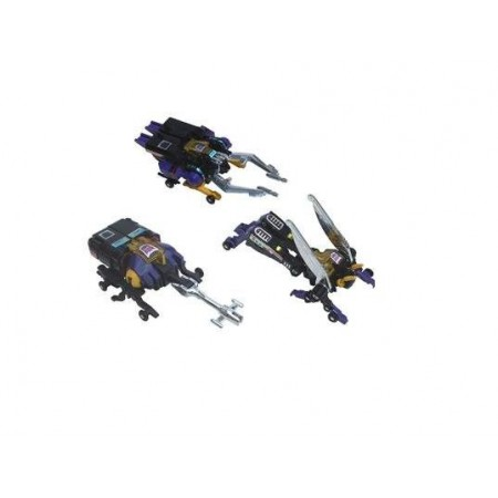 Transformers G1 Platinum Reissue Insecticons