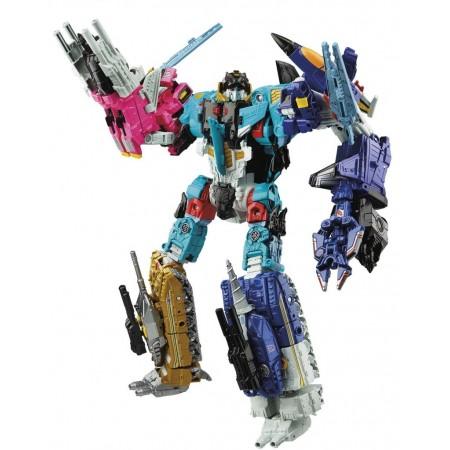 Transformers Combiner Wars Liokaiser Gift Set