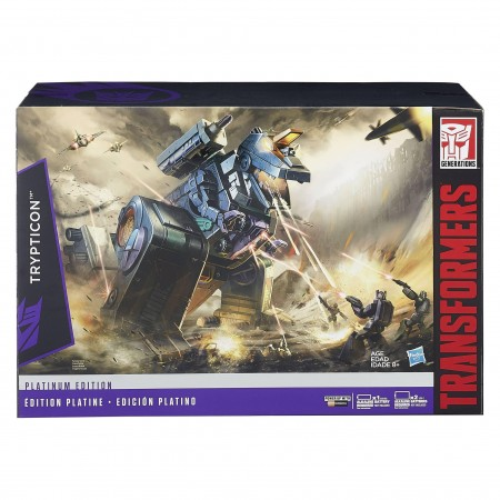 Transformers Platinum G1 Trypticon