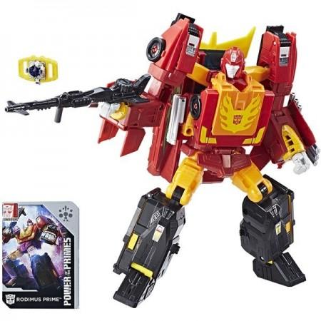 Transformadores de potencia de los Primes líder Bumblebee