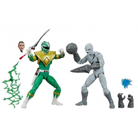 Power Rangers Lightning Collection Green Ranger & Putty Patrol 2 Pack