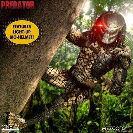 mezco one:12 collective predator
