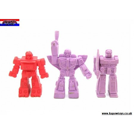 Transformers G1 Decoy Lot