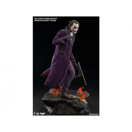 BRAND NEW - Batman: The Dark Knight - 1/4 Scale Joker Premium Format Figure