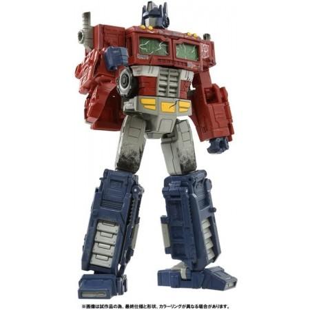 Transformers War For Cybertron WFC-01 Voyager Optimus Prime ( Premium Finish )