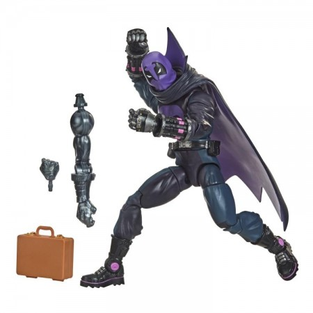 Marvel Legends Into The Spiderverse Prowler