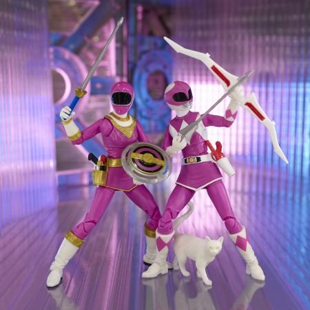 Power Rangers Lightning Collection Pink Ranger 2 Pack