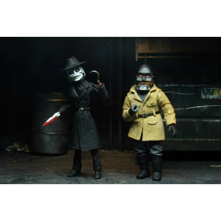 NECA Puppet Master Blade and Torch Ultimate Action Figure 2 Pack