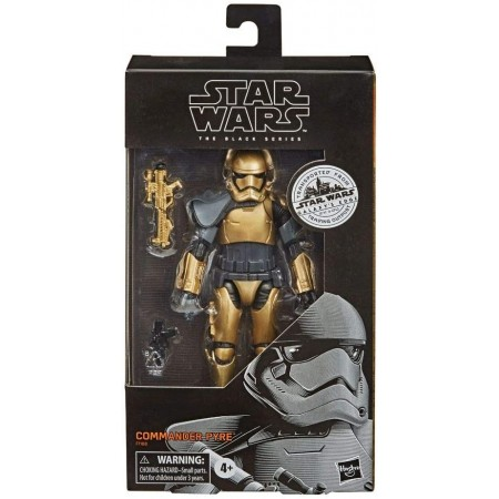 Star Wars The Black Series Commander Pyre Action Figure