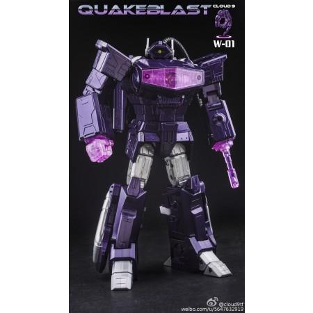 Cloud 9 Quakeblast